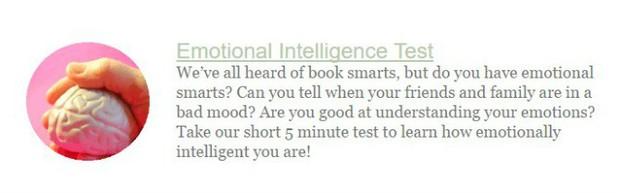 8 Bài test chỉ số EQ (Trí tuệ xúc cảm) mà ai cũng nên làm, IQ cao mà EQ thấp thì thua! - Ảnh 8.