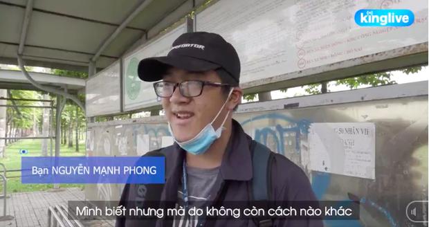 Clip: Sinh viên Sài Gòn liều mình trèo qua dải phân cách sang đường tại điểm đen tử thần trên xa lộ Hà Nội - Ảnh 2.