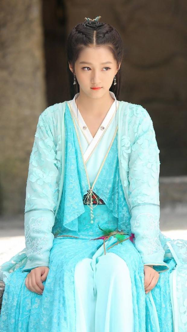 5 tạo hình cổ trang đẹp mướt mắt của Quan Hiểu Đồng đến các nàng nhìn còn phải mê - Ảnh 20.