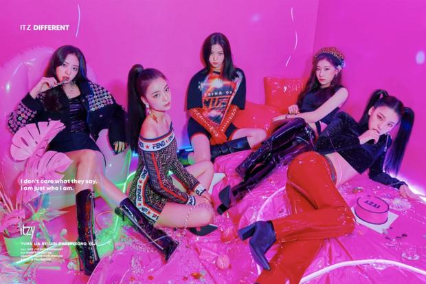 Bạn có biết: Có đến 27 girlgroup debut trong 9 tháng đầu năm 2019, Knet nhớ đúng 3 nhóm nhưng duy nhất ITZY thành sao top đầu - Ảnh 4.