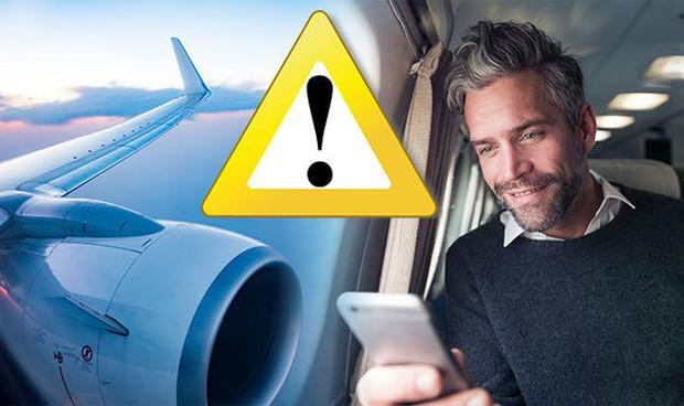 Tại sao đi máy bay luôn được thông báo phải tắt điện thoại hoặc chuyển sang chế độ riêng, nếu không làm theo thì sao? - Ảnh 4.