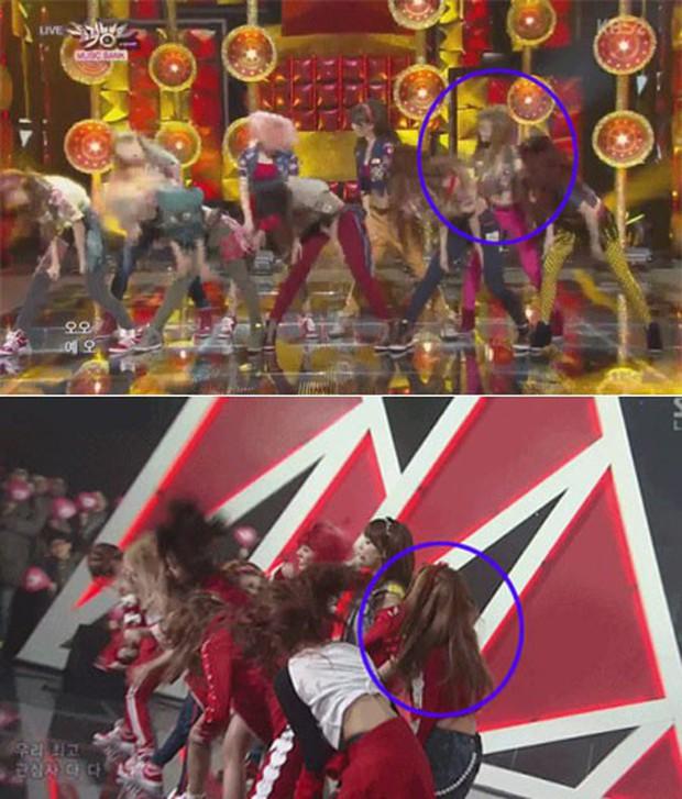 Những nữ idol từng dính phốt lười nhảy: Jennie nhảy cho có lệ, Jessica đúng kiểu công chúa, một tân binh mới debut đã bị chỉ trích nặng nề - Ảnh 5.