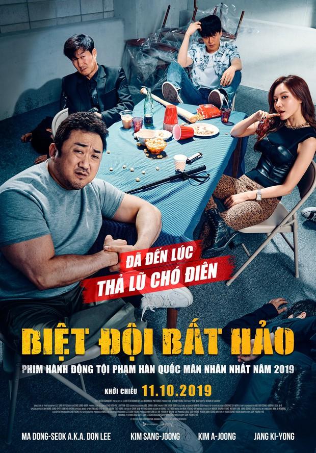 Phim rạp cuối tuần: Á Âu đủ cả nhưng đìu hiu, may quá Thất Sơn Tâm Linh vẫn có cơ hội hoành hành - Ảnh 7.