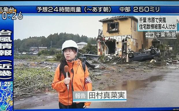 Siêu bão Hagibis: Nhiều khu vực ở Nhật Bản mất điện, người dân nhanh chóng di tản, giao thông tê liệt vì nhiều nơi bị nhấn chìm trong biển nước - Ảnh 8.