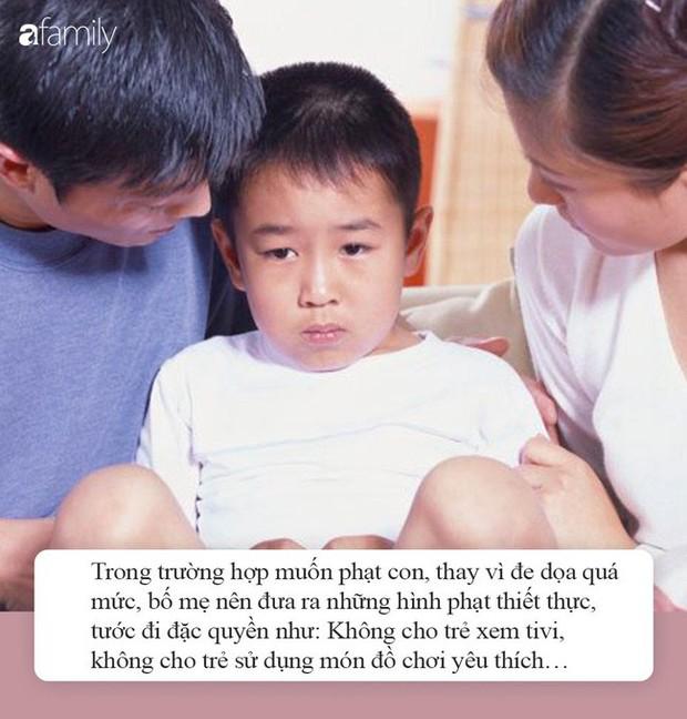Nói rát cổ mà con vẫn giả vờ điếc, đừng vội đánh mắng vì nguyên nhân sâu xa có thể từ chính bố mẹ - Ảnh 2.