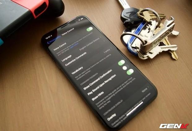 Đây là cách để điều khiển iPhone bằng giọng nói, chỉ cần ra lệnh không cần động tay chân - Ảnh 1.