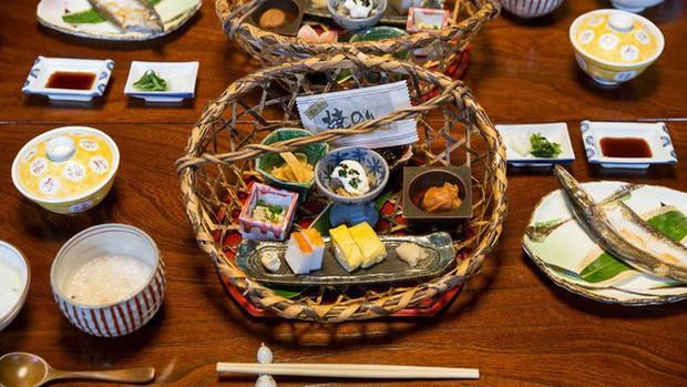 Bí quyết sống khỏe của người Nhật Bản - Ảnh 1.