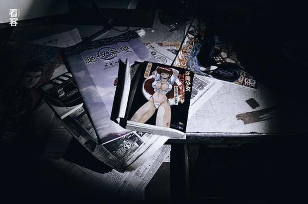 Phim trường cũ TVB bị bỏ hoang: Ngoài ký ức thời hoàng kim còn sót lại là lời đồn về câu chuyện kinh dị cùng cảnh hoang tàn ghê rợn - Ảnh 13.
