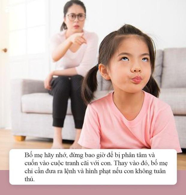 Nói rát cổ mà con vẫn giả vờ điếc, đừng vội đánh mắng vì nguyên nhân sâu xa có thể từ chính bố mẹ - Ảnh 3.