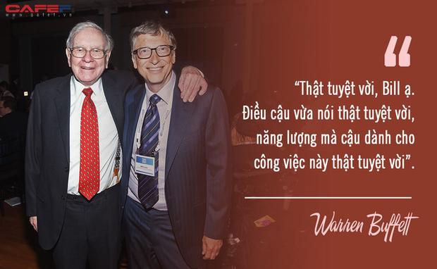 Mất 46 năm, Bill Gates mới ngộ ra sứ mệnh suốt phần đời còn lại của mình nhờ bài phát biểu đầy cảm hứng: Đến Warren Buffett cũng phải khen Tuyệt vời tận 3 lần! - Ảnh 4.