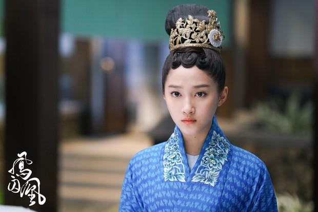 5 tạo hình cổ trang đẹp mướt mắt của Quan Hiểu Đồng đến các nàng nhìn còn phải mê - Ảnh 24.