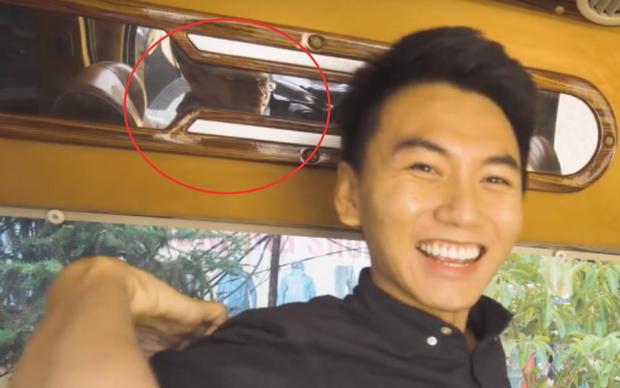 Phát sợ trước tài trinh thám của hội fan girl: Chỉ nhìn qua gương cũng tìm được bạn trai của vlogger Khoai Lang Thang - Ảnh 2.