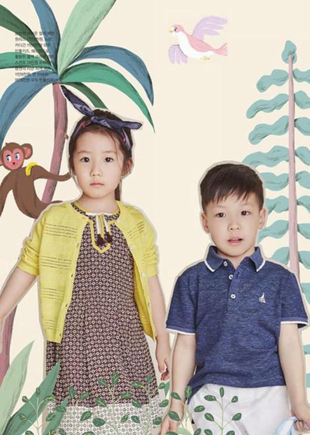 Nhan sắc con các nữ thần, nam thần đẹp nhất showbiz châu Á: Cực phẩm từ bé, lớn lên lại càng gây ngỡ ngàng hơn - Ảnh 4.