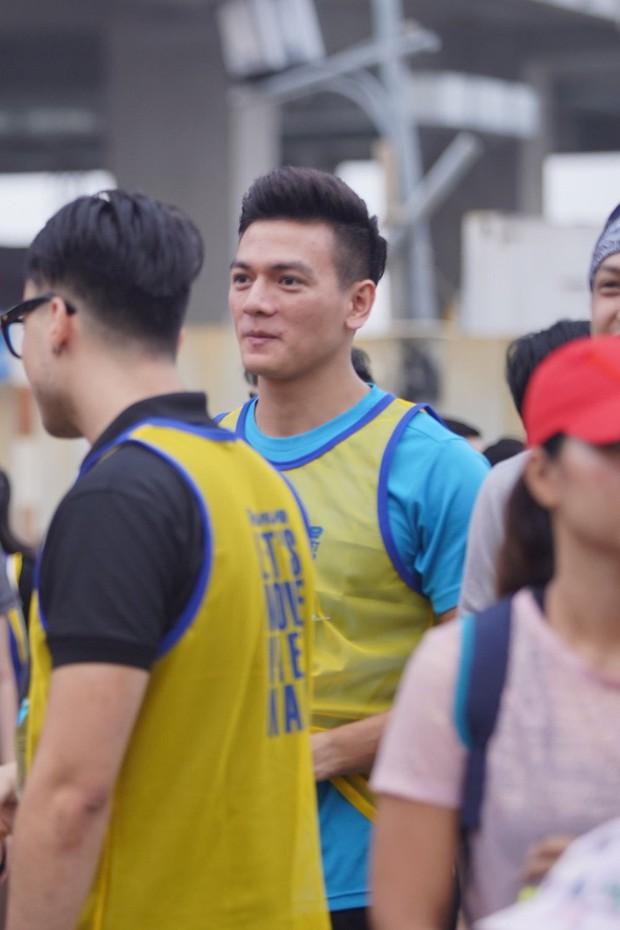 Quốc Anh đấm bóp tình cảm cho MLee, cùng Minh Hằng, Liên Bỉnh Phát... tham gia show Marathon - Ảnh 10.