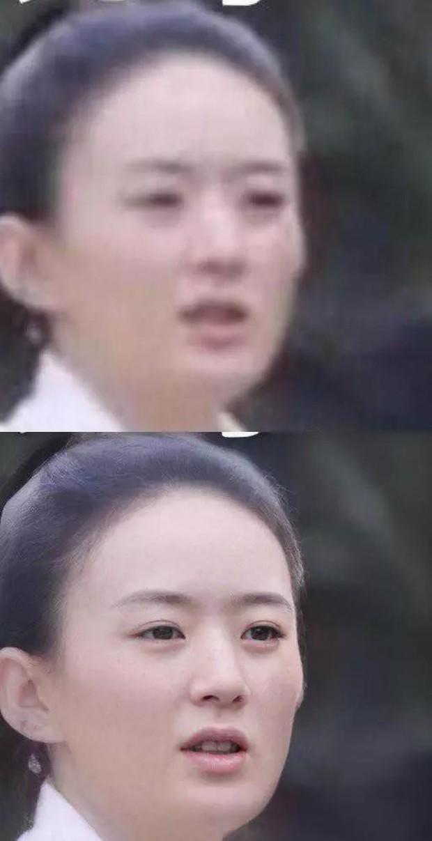 Cùng trở lại phim trường sau kì ở cữ: Lưu Thi Thi xinh đẹp thần thái, Triệu Lệ Dĩnh được khen chồng chăm béo tốt - Ảnh 5.