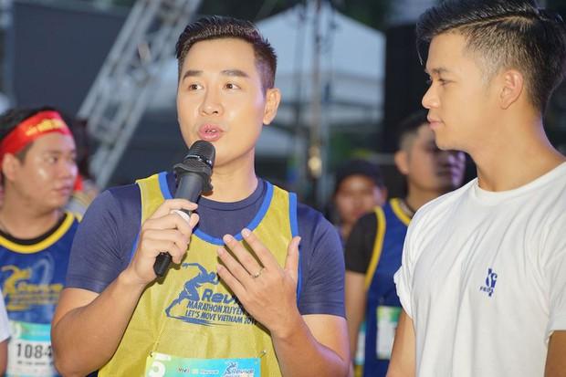 Quốc Anh đấm bóp tình cảm cho MLee, cùng Minh Hằng, Liên Bỉnh Phát... tham gia show Marathon - Ảnh 11.
