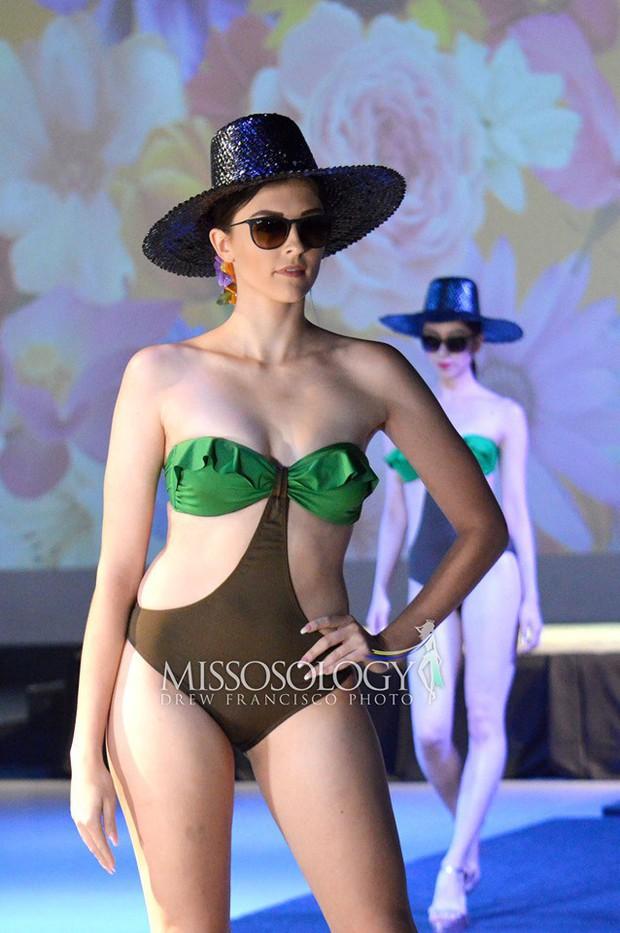 Hoàng Hạnh diện bikini đọ dáng bên dàn thí sinh Miss Earth ngấn mỡ nhưng vẫn chưa tạo nên kỳ tích! - Ảnh 5.