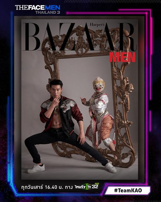 HLV The Face Men Thái cà khịa cực gắt cựu Quán quân: Em nổi tiếng nhờ show này nên quay đi quay lại hoài - Ảnh 3.