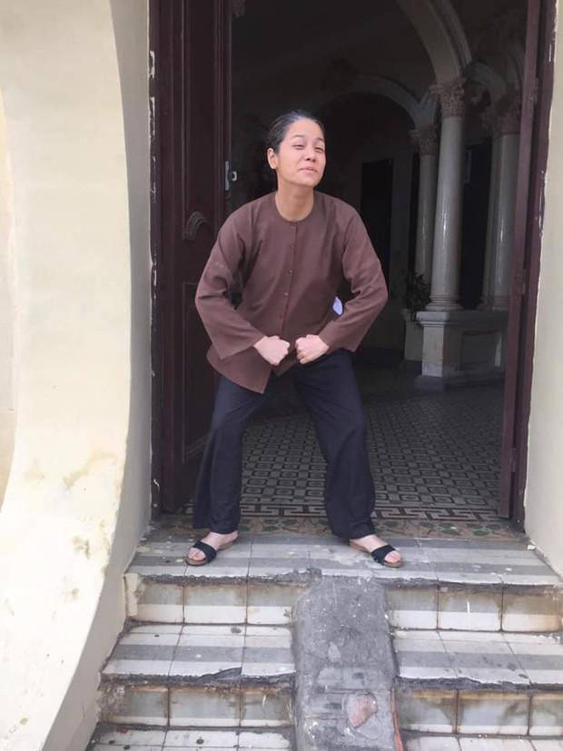 Hậu trường siêu nhí nhảnh của Nhật Kim Anh (Tiếng Sét Trong Mưa): Còn đâu Thị Bình Yamaha già nua khổ sở nữa? - Ảnh 4.