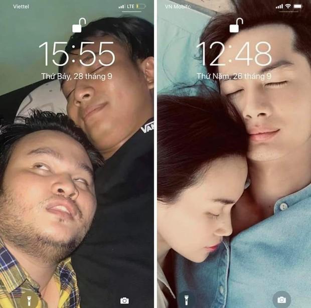 Lần đầu dự sự kiện cùng Sĩ Thanh sau khi công khai tình yêu lệch 6 tuổi, Huỳnh Phương bị hội anh em FAP TV cà khịa muối mặt thế này - Ảnh 3.