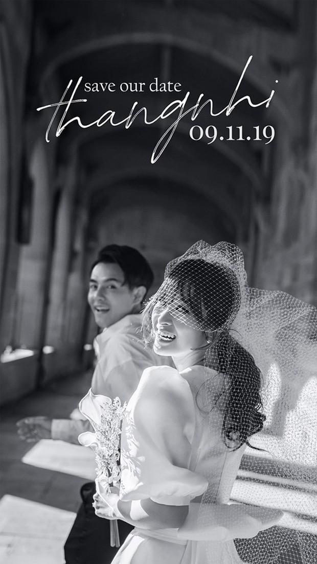 HOT: Đông Nhi hé lộ thông tin chính thức về hôn lễ với Ông Cao Thắng đúng ngày sinh nhật - Ảnh 1.