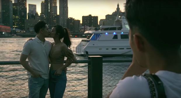 """Đến bây giờ câu chuyện đằng sau màn cầu hôn """"huyền thoại"""" ở New York của Ông Cao Thắng và Đông Nhi mới được hé lộ qua vlog du lịch của 1 người bạn đi cùng - Ảnh 12."""