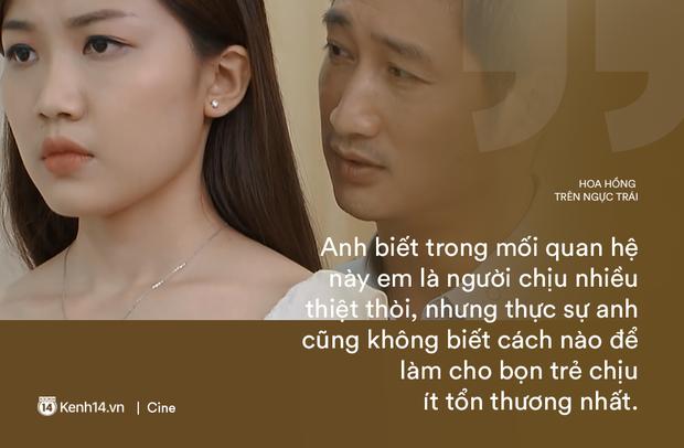 Những câu mắng mỏ nghe là phát điên của Thái (Hoa Hồng Trên Ngực Trái): Cô ta ở nhà chỉ biết ăn, biết đẻ rồi đặt điều nói xấu chồng - Ảnh 11.