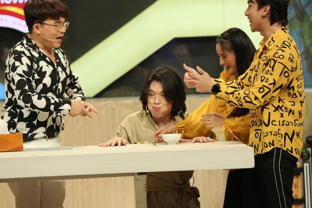 Đại Nghĩa hết cà khịa Nam Thư lại đòi... đuổi Quang Trung về khỏi gameshow - Ảnh 4.