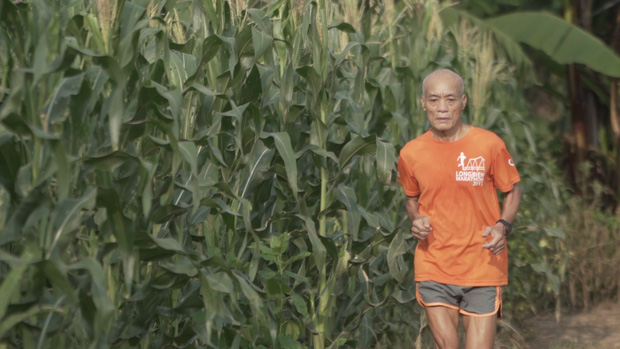 Chàng trai hoàn thành siêu kỷ lục chạy bộ 4500km xuyên Đông Nam Á xuất hiện trong show Marathon - Ảnh 1.