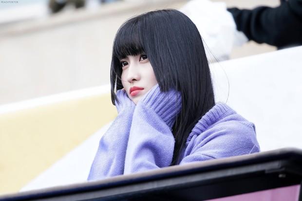 Idol Hàn diện kiểu tóc Hime: từ Irene đến Momo đều xinh xuất thần nhưng lại có 1 người khiến dân tình ngứa mắt - Ảnh 3.