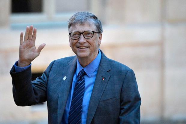 Ngoài việc kiếm hàng tỷ USD, Bill Gates còn có hai siêu năng lực này - Ảnh 2.