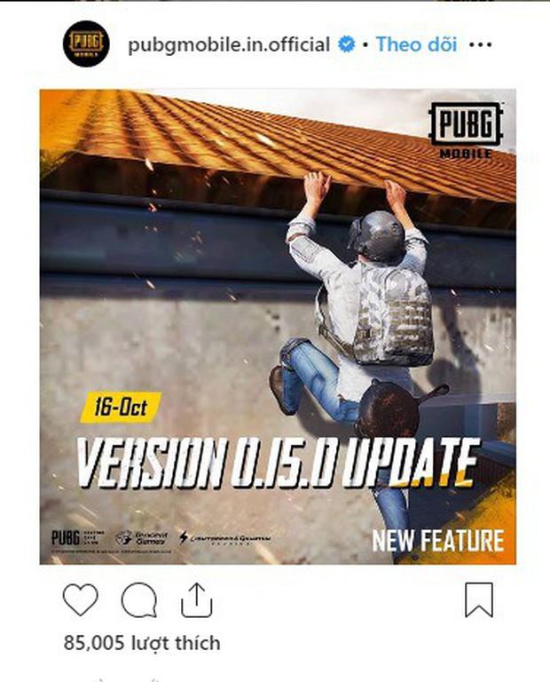 PUBG Mobile chuẩn bị tung bản cập nhật, sẽ có hàng tá điều hay ho để chiều lòng game thủ! - Ảnh 1.