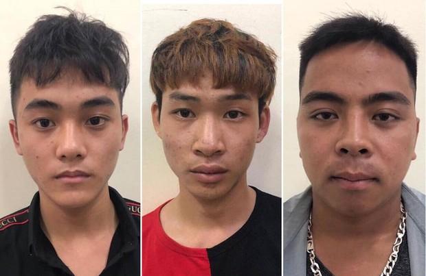 3 thanh niên mạo danh cảnh sát hình sự để cướp tài sản - Ảnh 1.