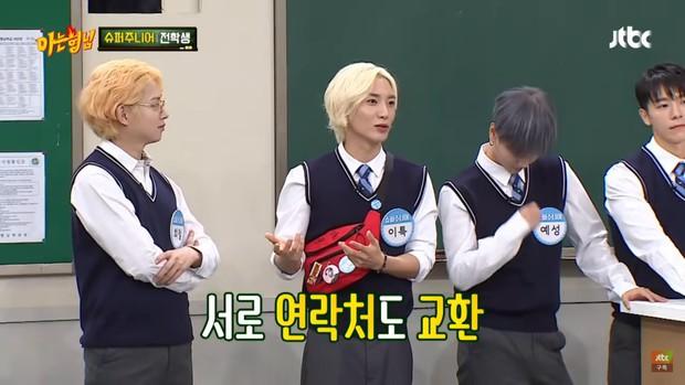 Chỉ vì chăm đi nhà tắm hơi, Leeteuk (Super Junior) đã có mối liên hệ đặc biệt với j-hope (BTS) - Ảnh 4.