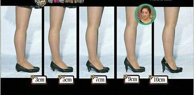 Loạt ảnh chứng minh khả năng cải thiện vóc dáng thần kỳ của giày cao gót khiến chị em phải đi sắm ngay vài đôi - Ảnh 7.