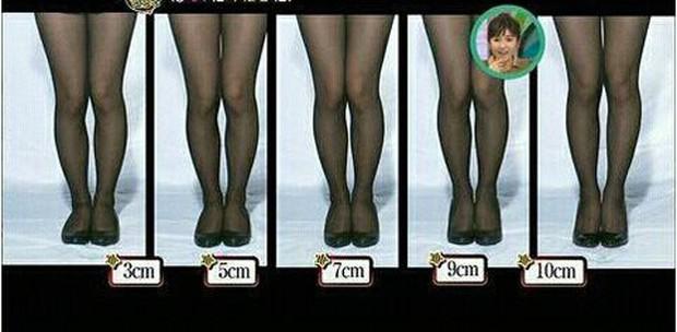 Loạt ảnh chứng minh khả năng cải thiện vóc dáng thần kỳ của giày cao gót khiến chị em phải đi sắm ngay vài đôi - Ảnh 8.