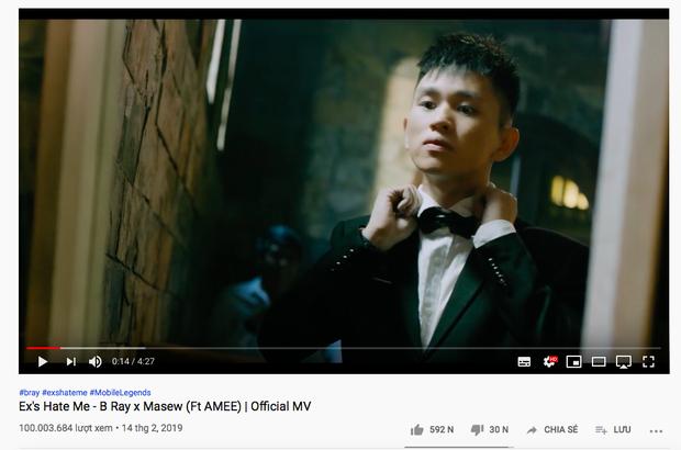 Ngày vui của AMEE: vừa ra MV mới thì Exs Hate Me vừa lập nên kì tích đáng nể của Vpop! - Ảnh 1.