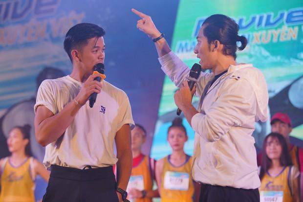 Quốc Anh đấm bóp tình cảm cho MLee, cùng Minh Hằng, Liên Bỉnh Phát... tham gia show Marathon - Ảnh 6.