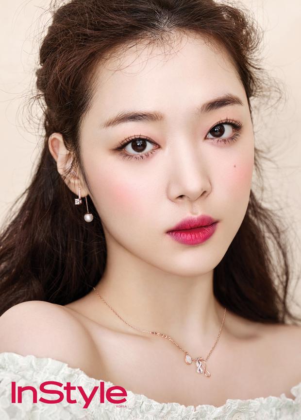 Choi Sulli và những khoảnh khắc đẹp nhất của cô gái đã từ chối nhận tổn thương thêm nữa - Ảnh 13.