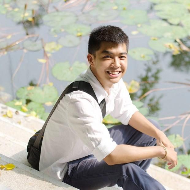 Nam sinh tốt nghiệp xuất sắc Đại học Ngoại thương chia sẻ bí quyết giành học bổng thạc sĩ, quá trình apply chỉ mất 2.5 tháng - Ảnh 4.