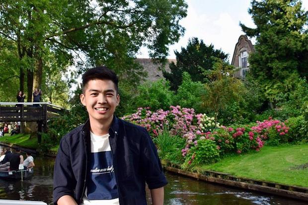 Nam sinh tốt nghiệp xuất sắc Đại học Ngoại thương chia sẻ bí quyết giành học bổng thạc sĩ, quá trình apply chỉ mất 2.5 tháng - Ảnh 5.