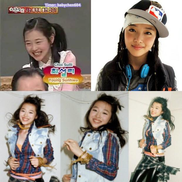 Choi Sulli: Nàng hoa lê tuyết được Lee So Man cưng chiều nhưng làm gì, yêu ai cũng chẳng bao giờ vừa mắt netizen Hàn - Ảnh 4.