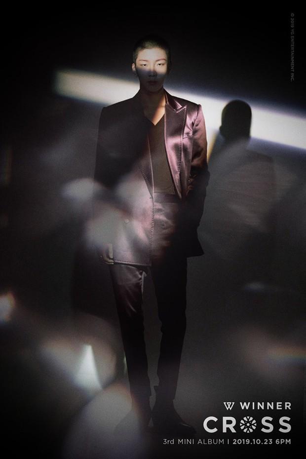Teaser ảnh của WINNER: Người bị nữ tính hoá, kẻ cắt đầu đinh nhưng tiếc nhất là lời hứa dở dang của cựu chủ tịch YG - Ảnh 5.