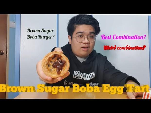 Bánh tart trứng huyền thoại của KFC đã trở lại, lợi hại gấp đôi với nhân… trân châu đường đen? - Ảnh 3.