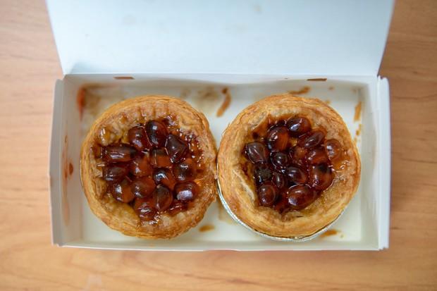 Bánh tart trứng huyền thoại của KFC đã trở lại, lợi hại gấp đôi với nhân… trân châu đường đen? - Ảnh 5.