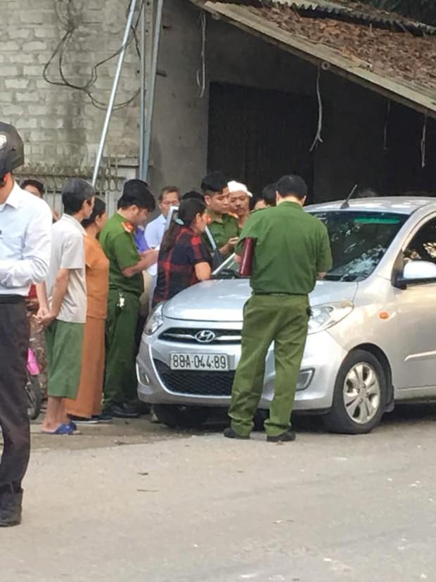 Phú Thọ: Con rể cũ chém mẹ vợ nguy kịch trong lúc cãi vã - Ảnh 3.