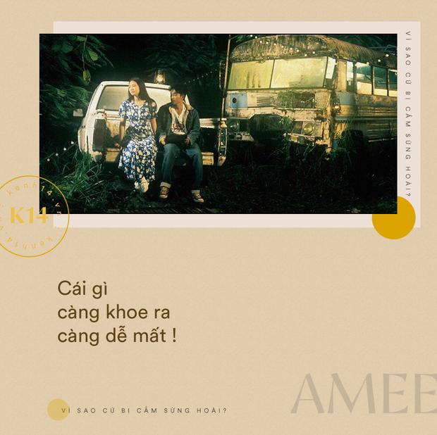 Xem xong MV mới của Amee chợt nhận ra chân lý đắng nhưng đúng: Tình yêu bí mật bật mí là bị mất! - Ảnh 2.