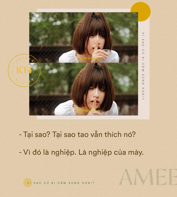 Xem xong MV mới của Amee chợt nhận ra chân lý đắng nhưng đúng: Tình yêu bí mật bật mí là bị mất! - Ảnh 7.