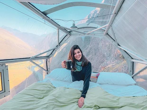 """""""Chiếm đóng"""" giữa kỳ quan thiên nhiên như Mã Pì Lèng Panorama, khách sạn lưng chừng núi ở Peru lại được khen hết lời - Ảnh 13."""