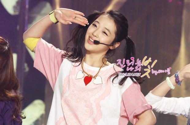 Xót xa nhìn lại hình ảnh Sulli thuở mới debut - một nàng công chúa được mệnh danh là ngọc nữ sáng giá của làng nhạc Kpop - Ảnh 8.